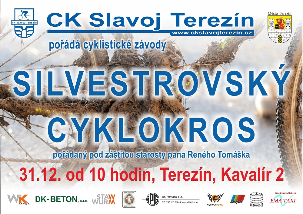Cyklokros 2018 plakát