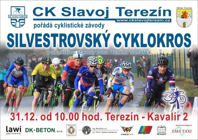 Cyklokros 2019 plakát