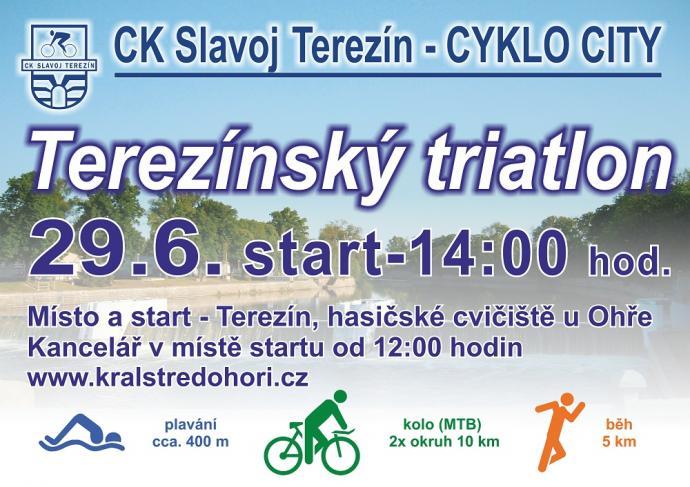 Terezínský triatlon 2019