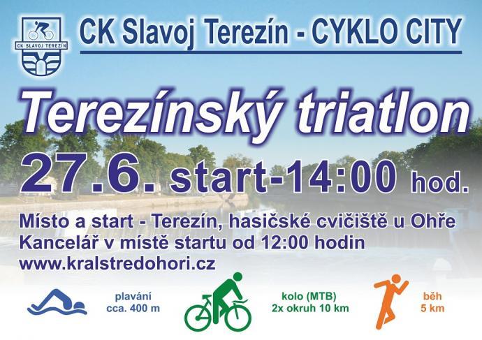 Terezínský triatlon 2020