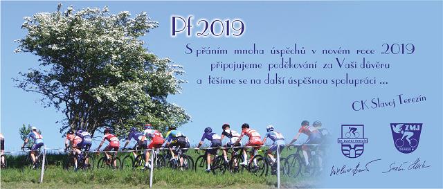 CK Slavoj Terezín Pf 2019