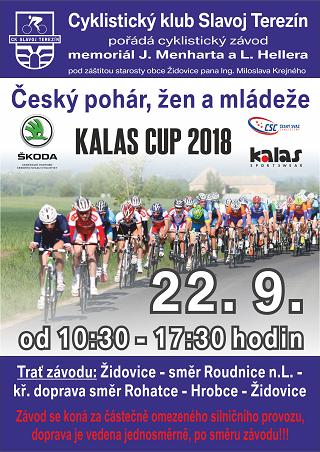 Židovice mládež KALAS CUP 2018