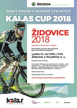 Židovice muži KALAS CUP 2018
