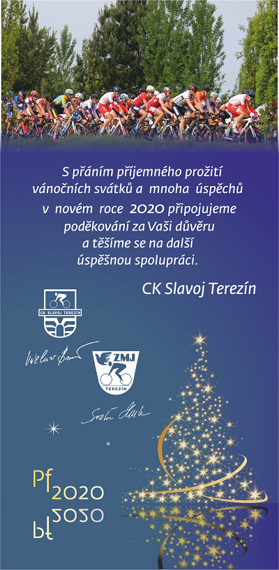 CK Slavoj Terezín Pf 2020